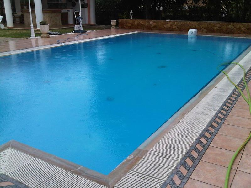 Pool schwimmbad abdichtung renovierung flüssige poolabdichtung